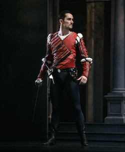 Damian Smith in SF Ballet's 'Romeo & Juliet'. Photo by Erik Tomasson