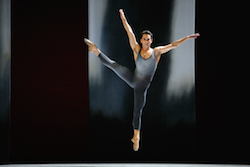 Damian Smith in SF Ballet's 'The Fifth Season'. Photo by Chris Hardy