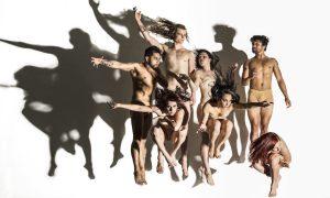 New Zealand Dance Company in 'Lumina'. Photo courtesy of NZDC.