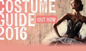 Australian Dance Costume Guide 2016