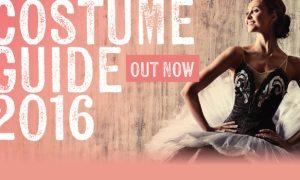 Australian Dance Costume Guide 2016