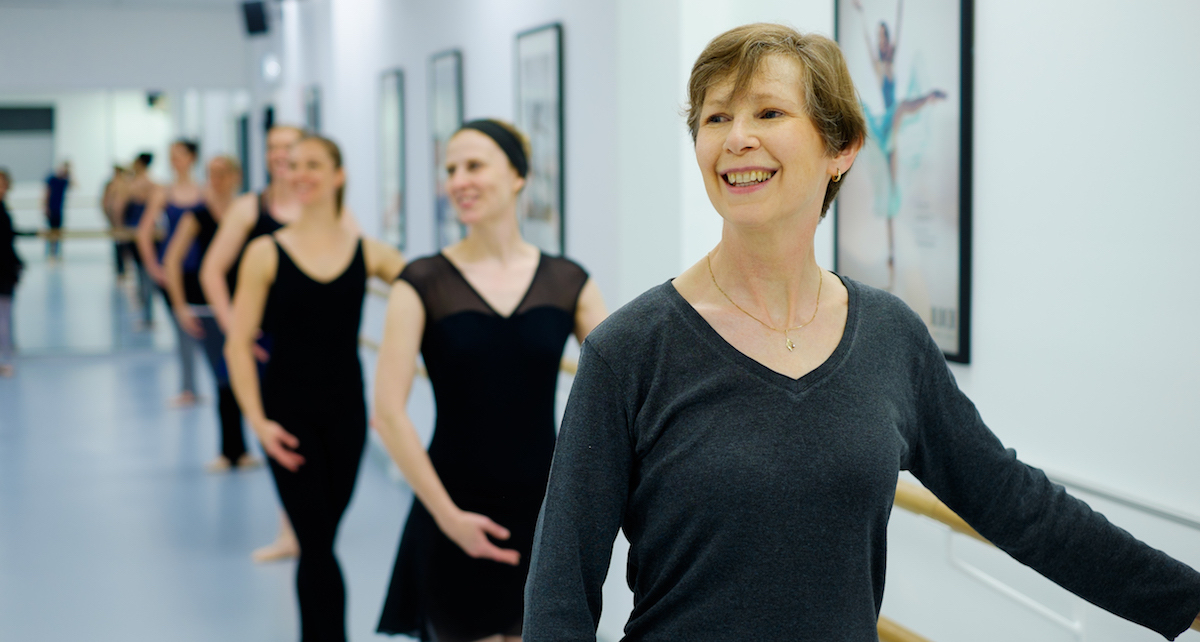 Beginners ballet adults sydney