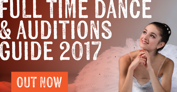 Australian Full Time Dance Auditions Guide