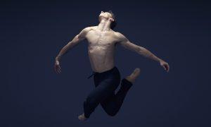 Kevin Jackson in The Australian Ballet's 'Nijinsky'. Photo by Justin Ridler.