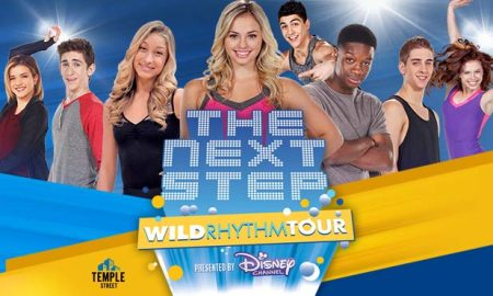 The Next Step tour