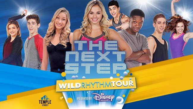 The Next Step tour