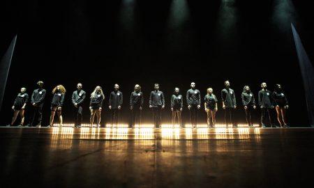 The Dream Dance Company in 'The Secret Society'. Photo by JoeBananasNY Photography.