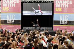 Dance event in VIC Australia