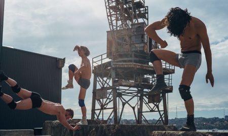 De Dansers' 'Betonder'. Photo by Michael K. Chin.