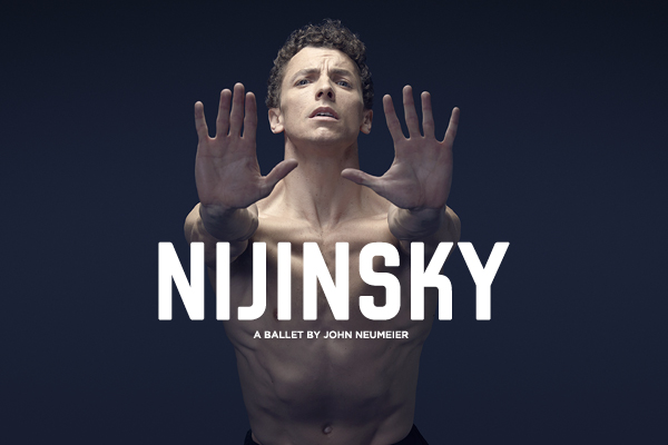 Kevin Jackson of The Australian Ballet in 'Nijinsky'. Photo by Justin Ridler.