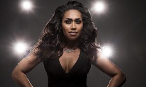 Paulini will portray Rachel Marron in 'The Bodyguard'. Photo by Daniel Boud.