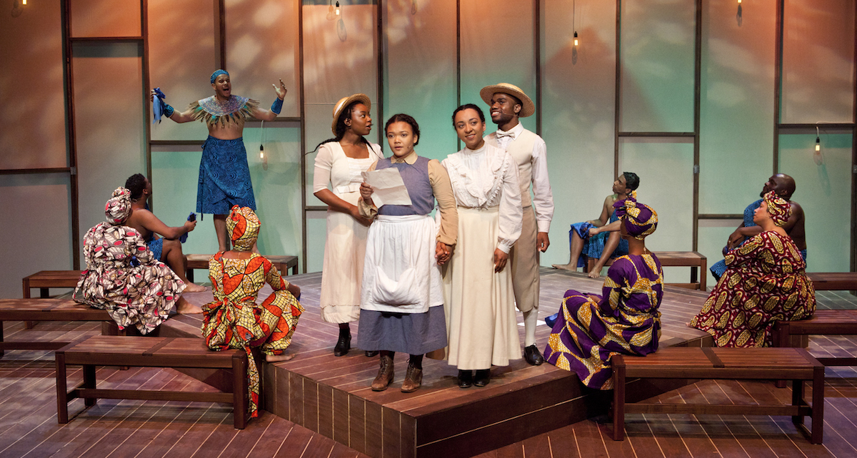 StageArts' 'The Color Purple'. Photo by Belinda Strodder.