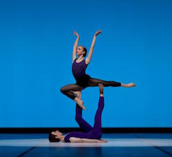 Students of The Australian Ballet School. Photo courtesy of ABS.