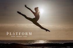 Tasmanian Dance Festival's 'The Platform'. Photo courtesy of Tasmanian Dance Festival.
