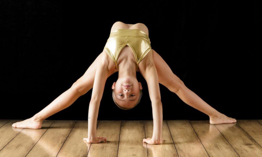Teacher training in acro with Acrobatic Arts