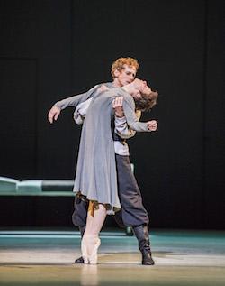 Natalia Osipova and Edward Watson