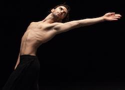 Dancer Mason Kelly