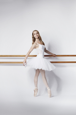 Kelsey Stokes of The Australian Ballet. Photo by James Braund.