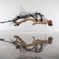 Paul Zivkovich from 'Lois Greenfield: Moving Still'. Photo by Lois Greenfield.