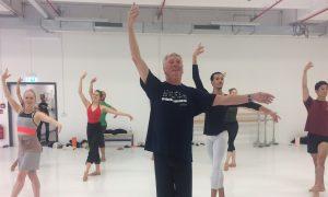 Anthony Taylor. Photo courtesy of International Ballet Workshops.