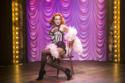 'Cabaret', choreographed by Kelley Abbey. Photo courtesy of 'Cabaret'.