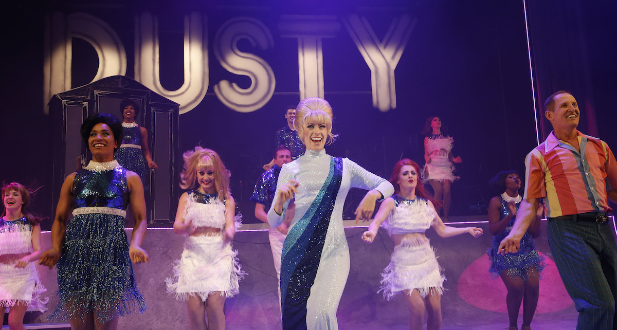 'Dusty the Musical'. Photo by Jeff Busby.