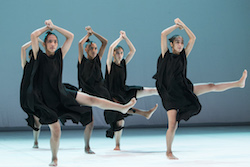 EkosDance Company's 'Balabala'. Photo by Jamie Williams.