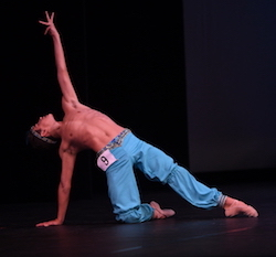 Joshua Price. Photo by Winkipop Media, courtesy of the Royal Academy of Dance.