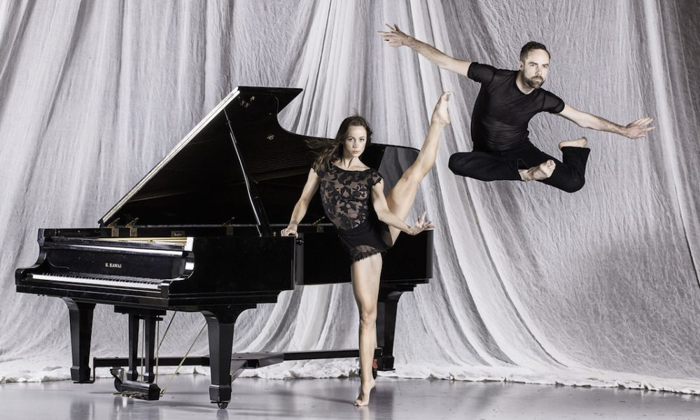 EDC's Alana Sargent and Richard Causer. Photo by Jeff Camden.