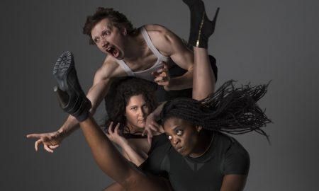 'Mortal Condition' choreographed by Larissa McGowan. Photo courtesy of McGowan
