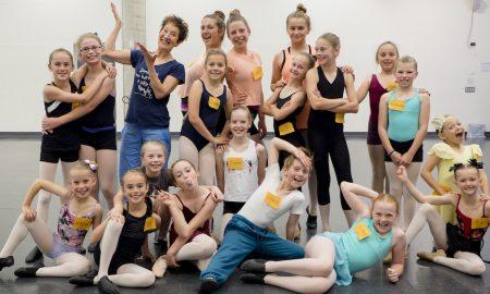RAD's Dance 17 Summer Workshop. Photo courtesy of RAD.