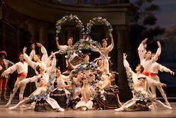 The Royal Ballet in The Sleeping Beauty
