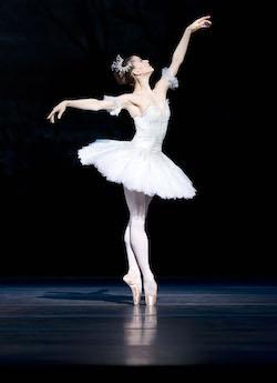 Ballerina Marianela Nuñez