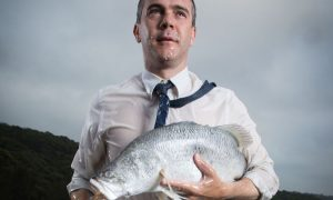 'Big Fish'. Photo by Chris Pavlich