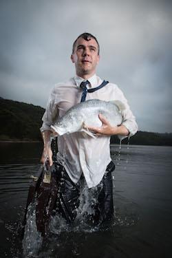 'Big Fish'. Photo by Chris Pavlich.
