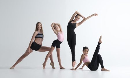 Face of Capezio winners. Photo by Damian Tierney.