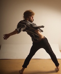 NZSD tutor James O'Hara. Photo by Ashley de Prazer.