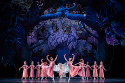 Paris Opera Ballet in George Balanchine choreography