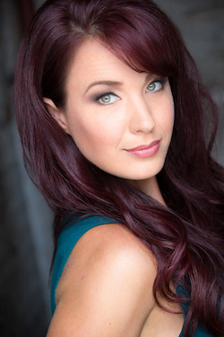 Sierra Boggess. Photo courtesy of Supplied.