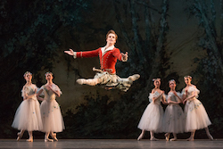 The National Ballet of Canada in La Sylphide
