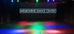 Melbourne Dance Centre. Photo courtesy of Daniel Ryan.