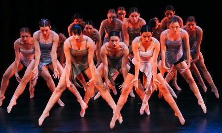 AMPA contemporary students. Photo by Satsuki Minoda.