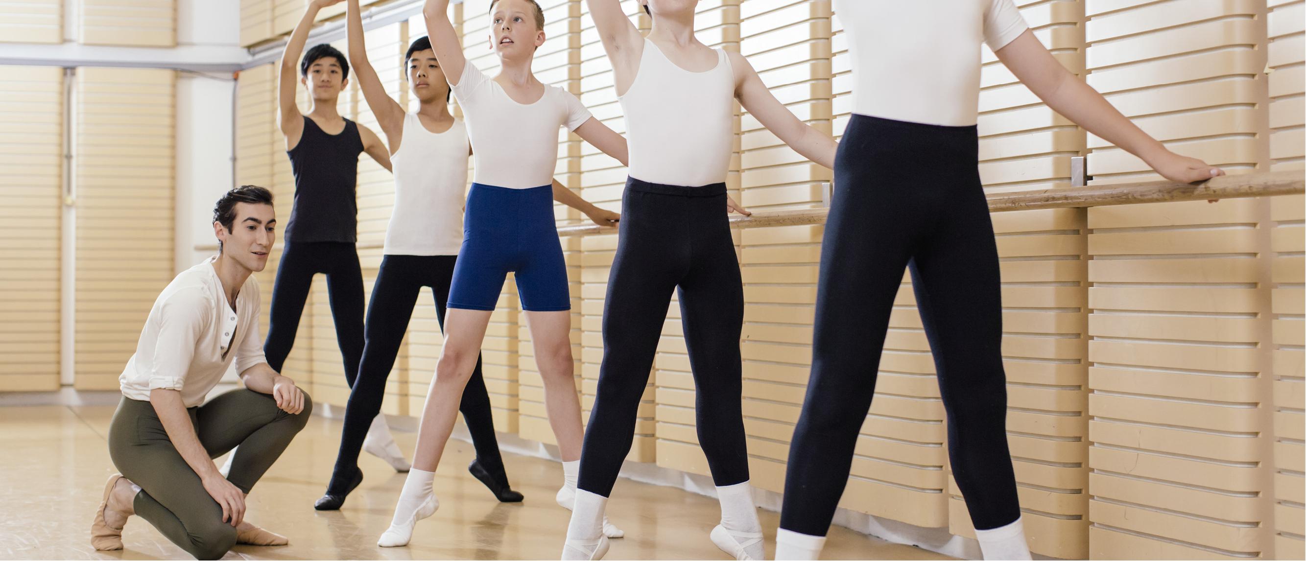 Australian Ballet Boys Day