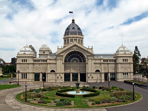 Royal Exhibition Building Carlton Gardens VDF 2018