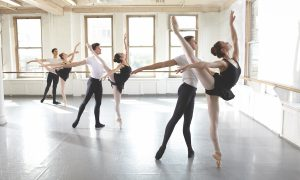 Ballet Training Program New York