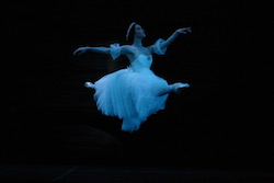 Lucinda Dunn in 'Giselle'. Photo courtesy of Dunn.