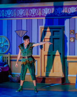 'The Adventures of Peter Pan and Tinker Bell'. Photo by Robert Catto.