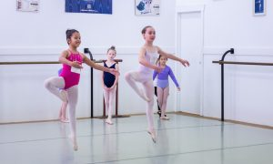 International Ballet Workshops.Photo by Chris Dowd...