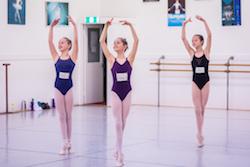 International Ballet Workshops. Photo by Chris Dowd