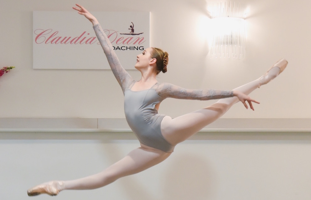 Talia Fidra. Photo by Dance Exposure.